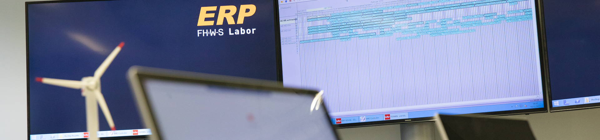 ERP Lab FHWS, FWI, Photo: